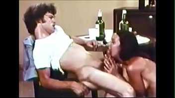 Vintage retro classic 1972 xxx movie with sexy Dyanne Thorne