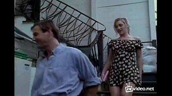 Teen Aimee Black gets old dick in pussy
