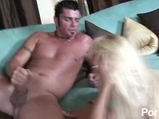 My Mommy Eats My Friend Cum - Scene 4